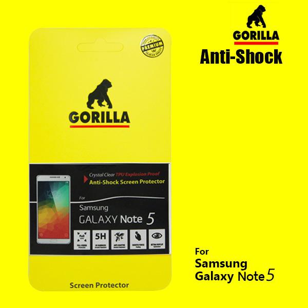 ฟิล์ม gorilla anti shock galaxy note5