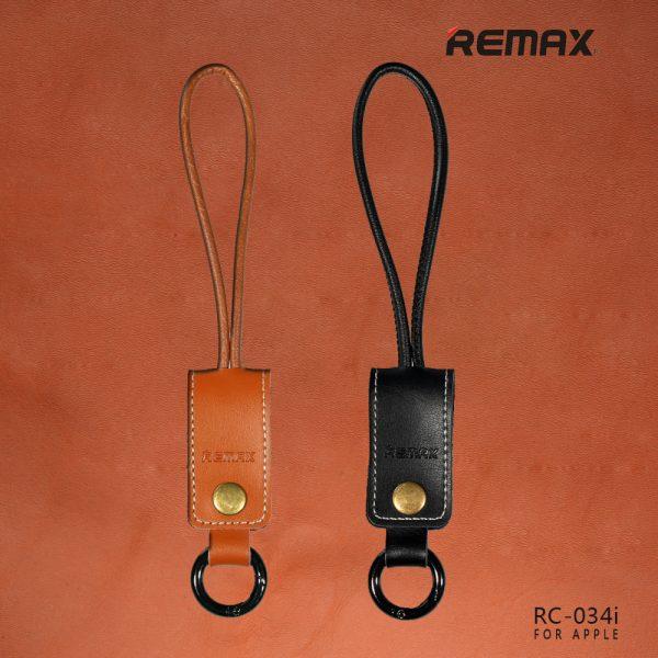 สายชาร์จไอโฟน พวงกุญแจ remax western rc 034i