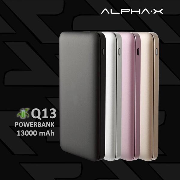 แบตสำรอง alpha x q13 13000mah