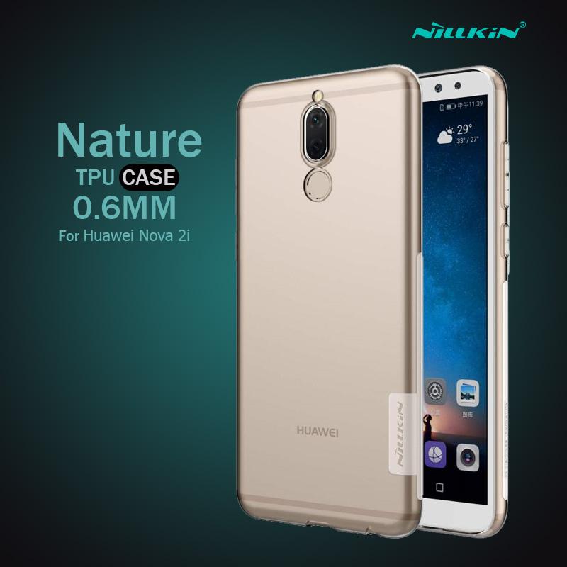 เคส Huawei Nova 2i Nillkin Nature TPU case Clear (เคสใส)