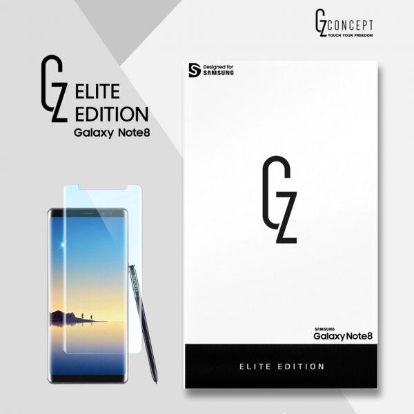 ฟิล์มกระจก note8 gz elite edition type2