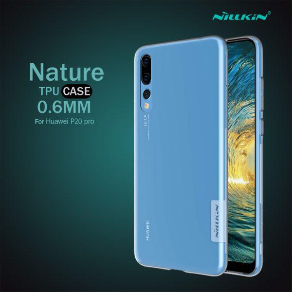 เคสใส p20 pro nillkin nature tpu clear