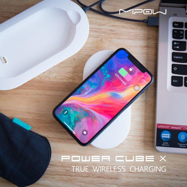 mipow wireless power cube x