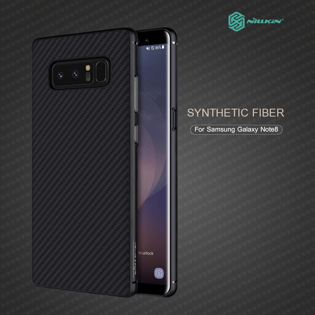 Galaxy Note8 Nillkin Synthetic Fiber Case Samsung S8 Plus