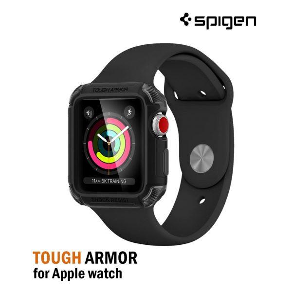 เคส apple watch spigen tough armor2