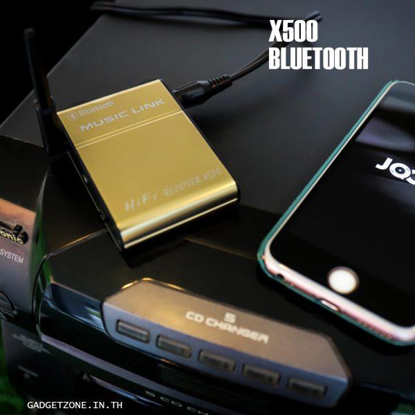 x500 bluetooth hifi