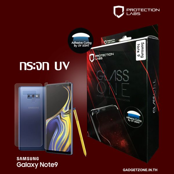 ฟิล์ม uv note9 Protectionlabs