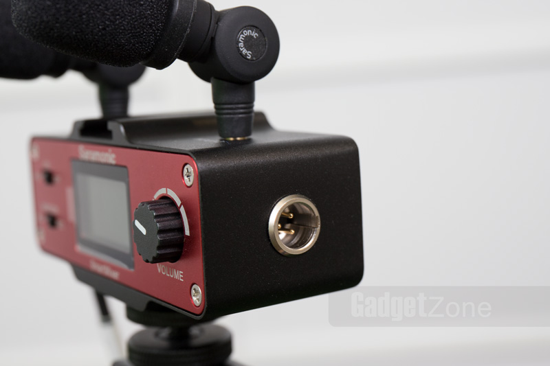 saramonic smart mixer ไมโครโฟน อัดวีดีโอในมือถือ