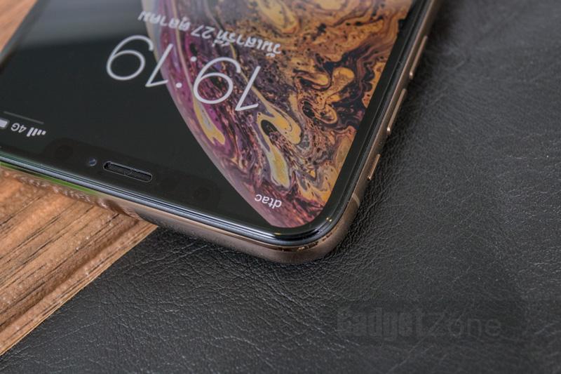 ฟิล์มกระจก gorilla tg 3d iphone xs max
