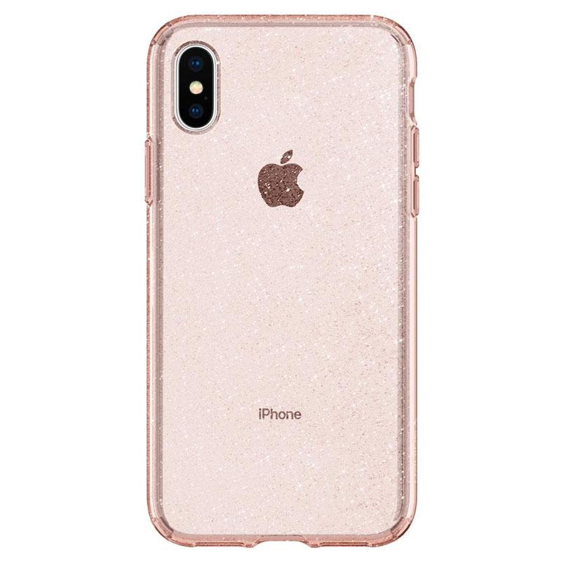 เคส iphone xs spigen liquid crystal glitter