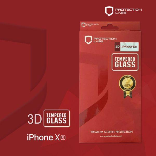 ฟิล์มกระจก iphone xr protectionlabs 3d full cover