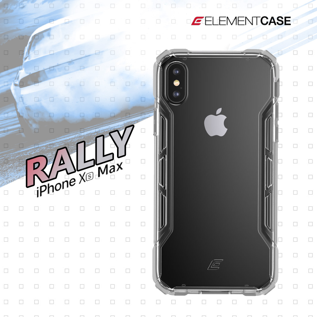 release date: a8f0b b627d เคส iPhone Xs Max Element case Rally (เคสใสกันกระแทก)