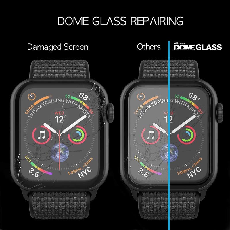 ฟิล์มกระจก apple watch4 dome glass