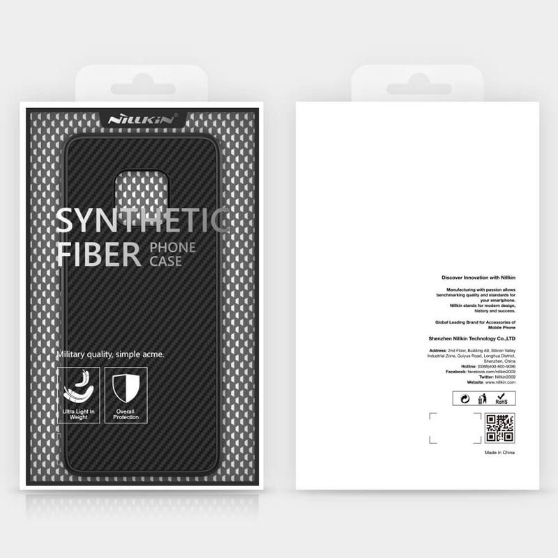 เคส mate20 pro ลายเคฟล่า nillkin synthetic fiber