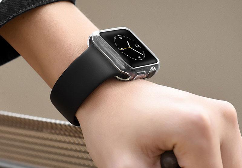 เคสใส apple watch4 hoco ultra slim tpu