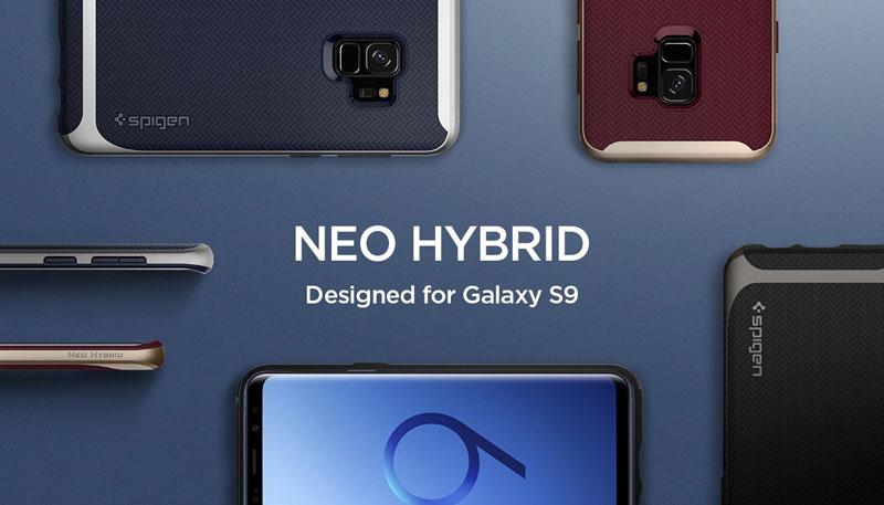 spigen neo hybrid s9