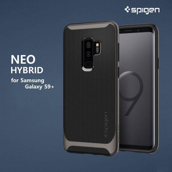 spigen neo hybrid s9+