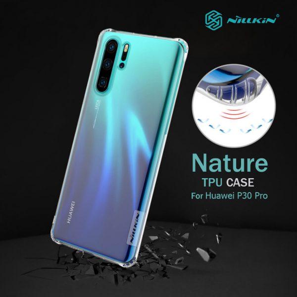 เคสใส P30 pro nillkin nature tpu clear