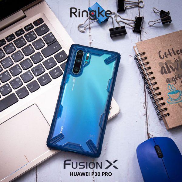 ringke fusion x huawei p30 pro
