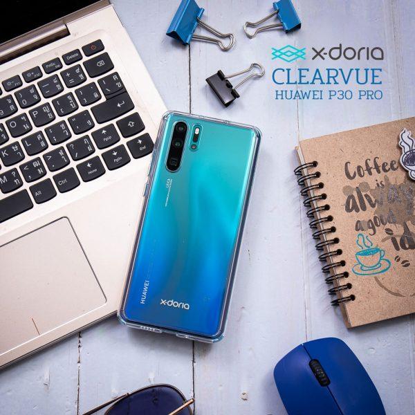 x doria clearvue p30 pro