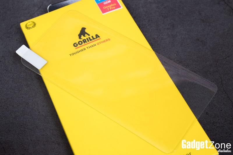 ฟิล์ม oneplus 7 pro gorilla uv
