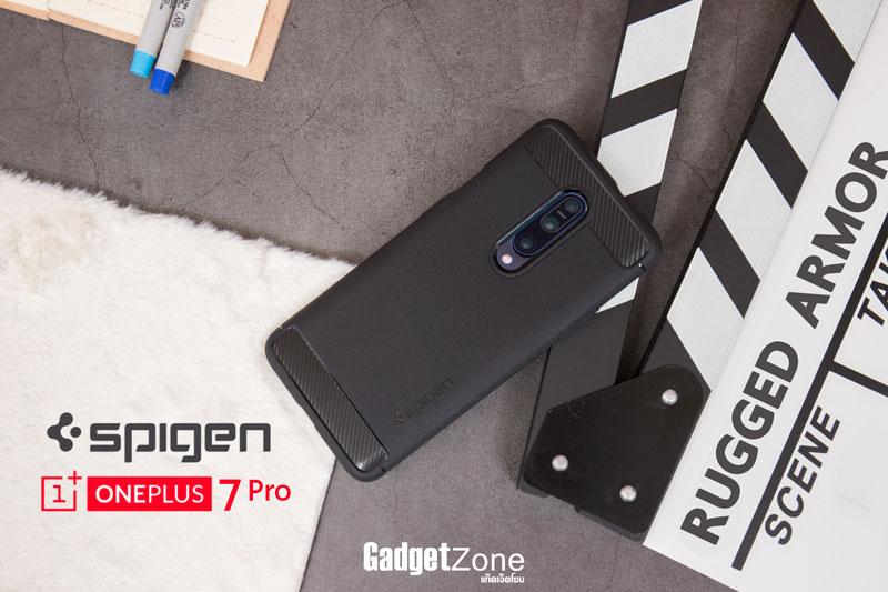 spigen rugged armor oneplus 7 pro