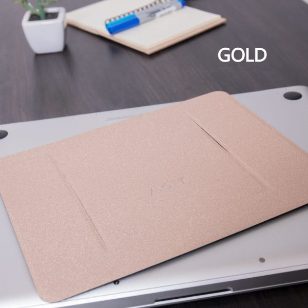 moft laptop stand gold