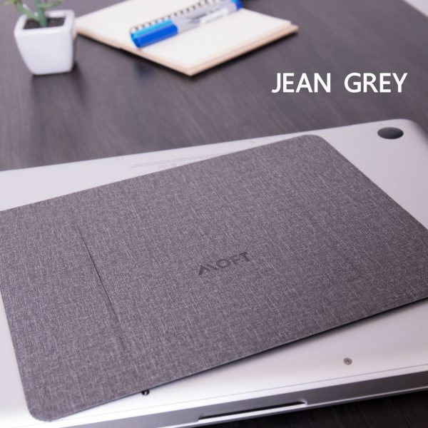 moft laptop stand jean grey