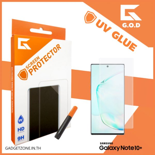 ฟิล์ม uv note10+ god film