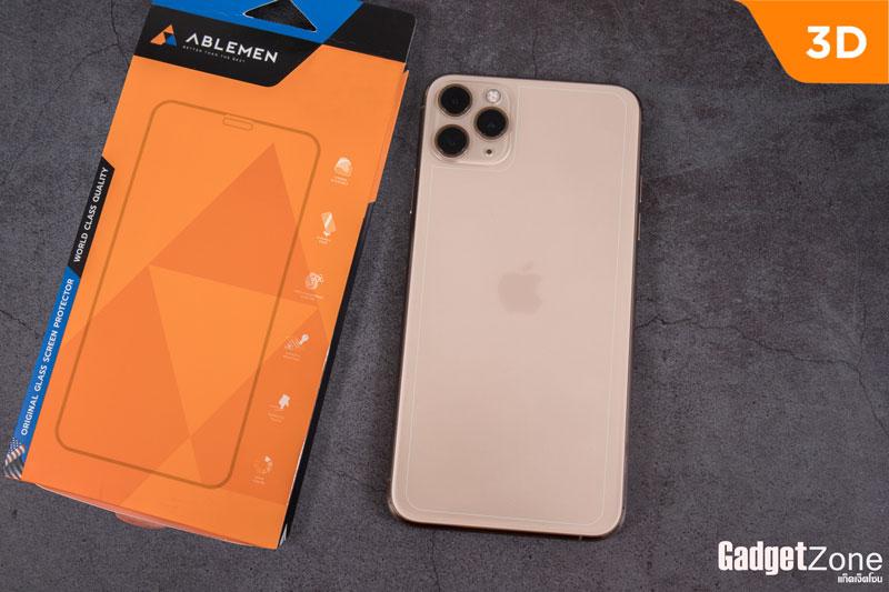 ฟิล์ม iPhone 11 Ablemen 3d