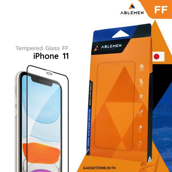ฟิล์ม iphone 11 ablemen ff