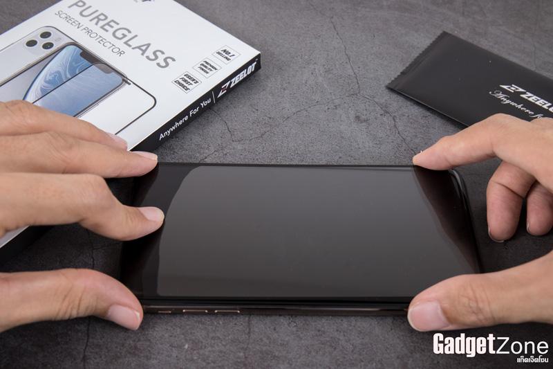 ฟิล์ม iphone 11 pro max zeelot 2.5D