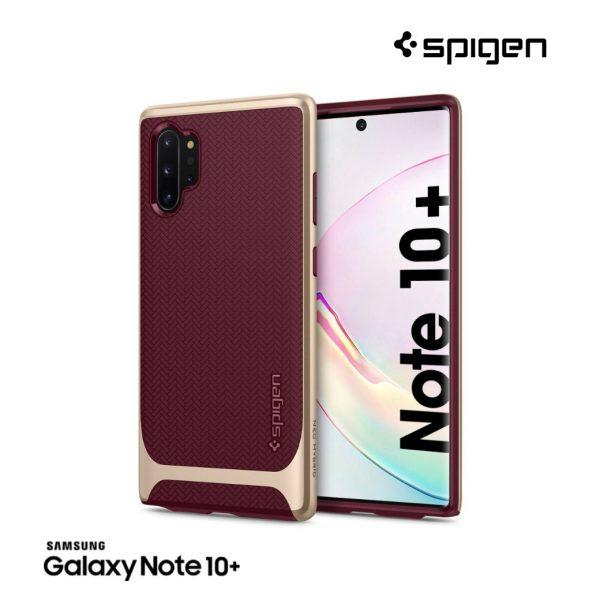 เคส note10+ spigen neo hybrid