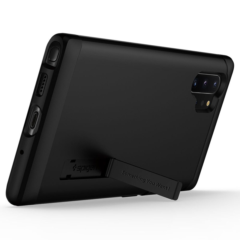 เคส Note10+ spigen slim armor