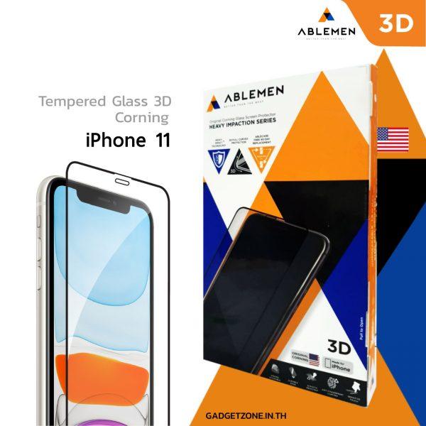 ฟิล์ม iphone 11 ablemen