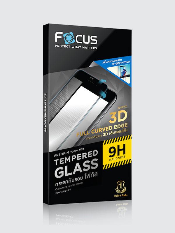 ฟิล์มกระจก focus 3d iphone se 2