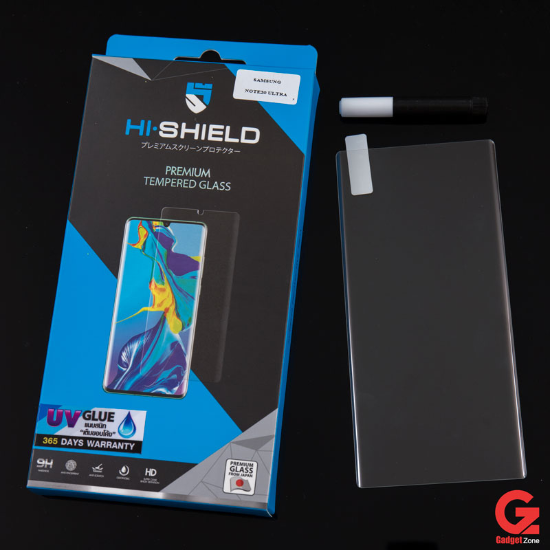 ฟิล์ม note 20 ultra hishield