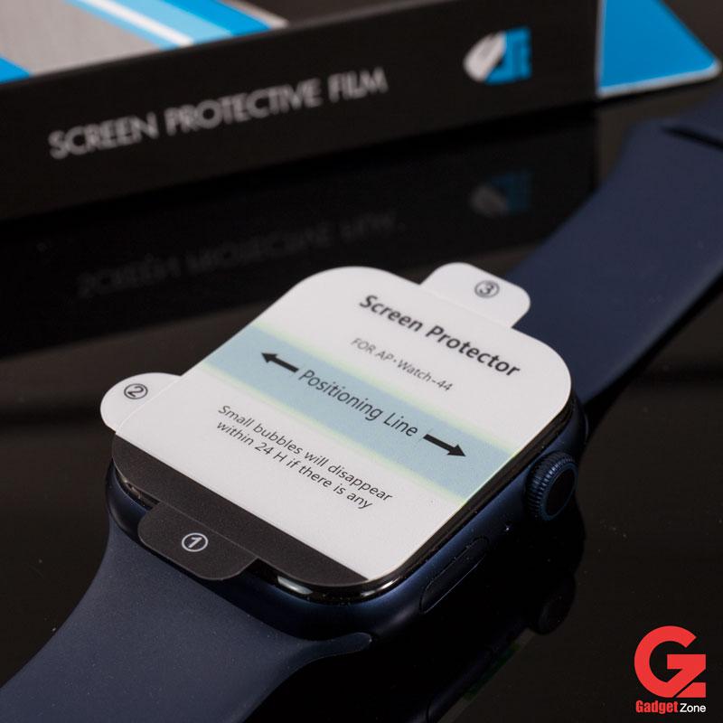 ฟิล์ม apple watch6 hishield tpu auto repair