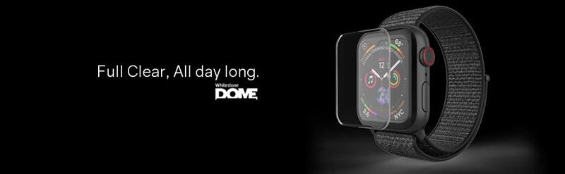 dome glass apple watch6