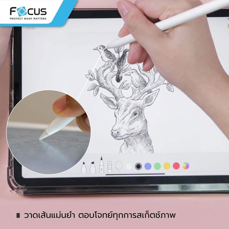 ฟิล์มกระดาษ ipad air4 focus paperlike