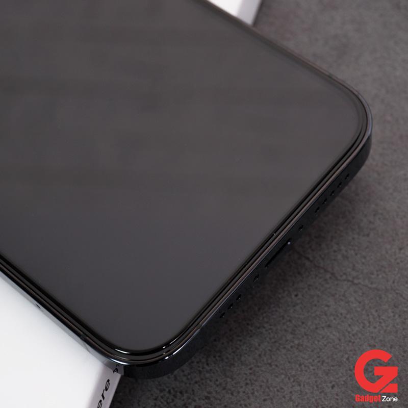 ฟิล์มกระจก iphone 12 pro zeelot steel wire pure glass